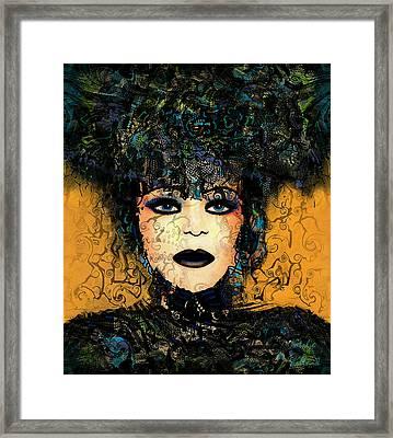 Antonia Framed Print