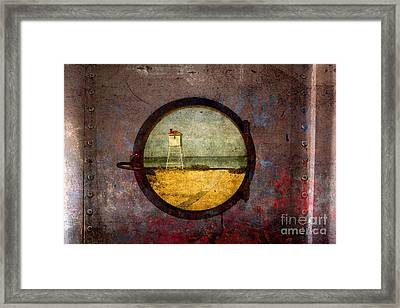 Any Port Framed Print