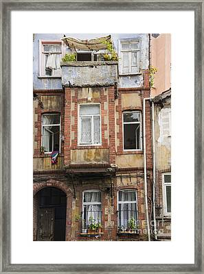 Apartment Living Framed Print