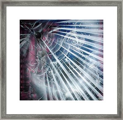Apocalypse Framed Print by Leigh Odom