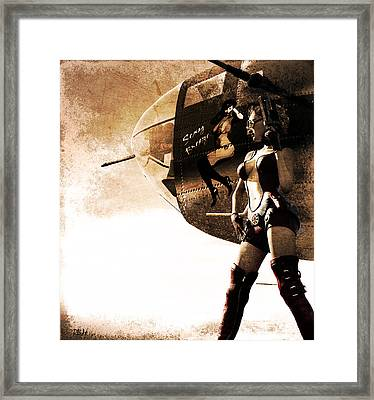 Apocalypse War 1 Framed Print