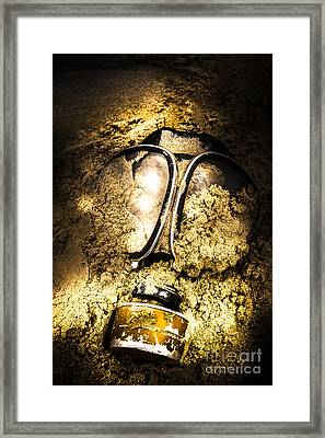 Apocalyptic Terror Framed Print by Jorgo Photography - Wall Art Gallery