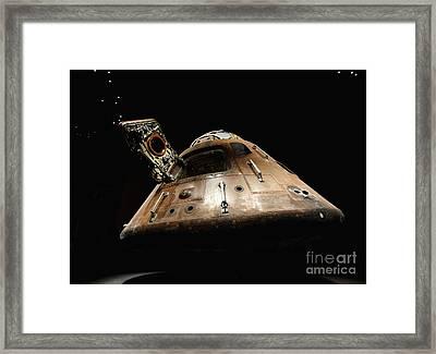Apollo 14 Framed Print