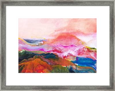 Appalachia Framed Print
