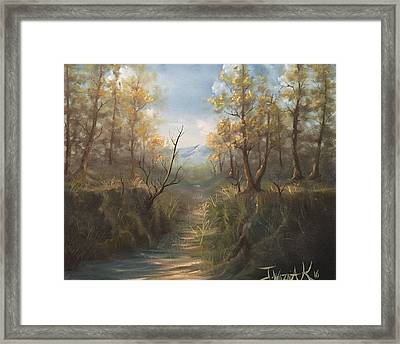 Appalachian View  Framed Print