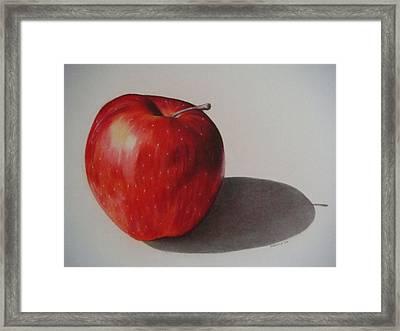 Appealing Framed Print by Daniela Rioux
