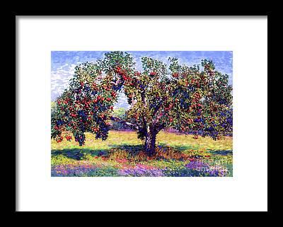 Gala Framed Prints