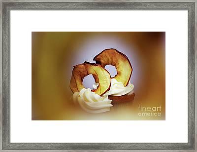 Apple View Framed Print by Afrodita Ellerman