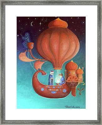 Apprenticeship Framed Print by Tania Williams