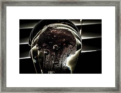 Framed Print featuring the photograph Approach by Eric Christopher Jackson