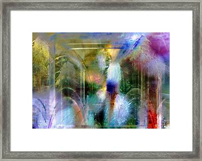 April 18 2009 No 2 Framed Print