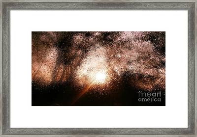 Aquarelle Framed Print