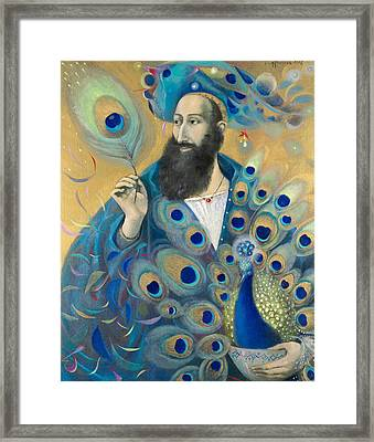 Aquarius Framed Print by Annael Anelia Pavlova