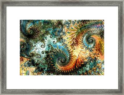 Aquatica Framed Print