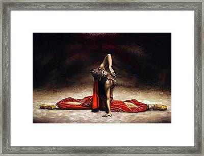 Arabian Coffee Framed Print