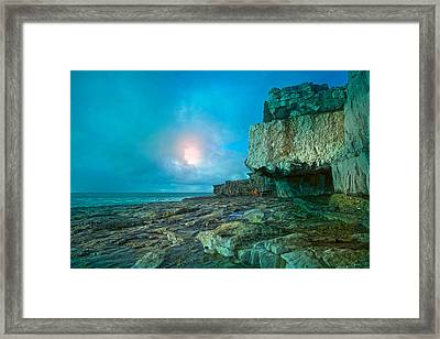 Aran Nights Framed Print by Betsy Knapp