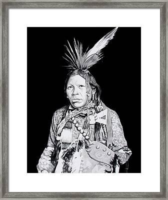 Arapahoe Framed Print