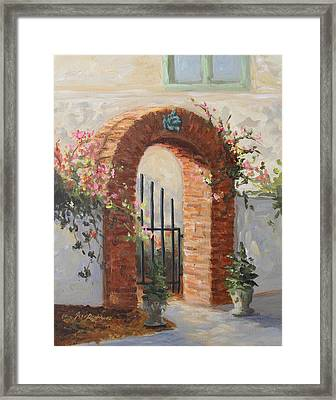 Arbor Dreams Framed Print