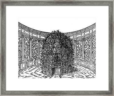 Arbor Framed Print