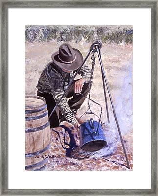 Arbuck Framed Print by John Watt