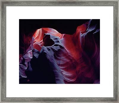 Arc Light Framed Print