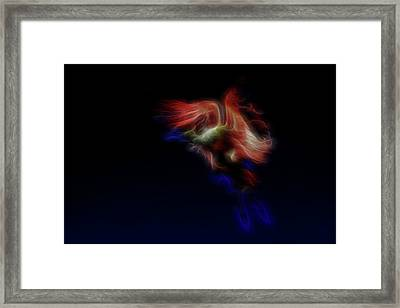 Archangel 2 Framed Print by William Horden