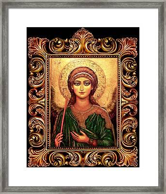Archangel Gabriel Framed Print