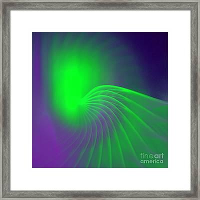 Archangel Rafael Framed Print