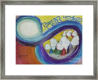 Archangels Framed Print