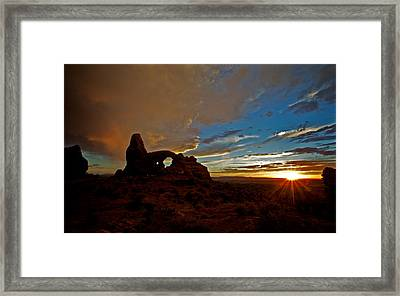Arches Framed Print by Evgeny Vasenev
