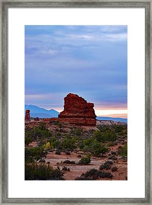 Arches No. 4-1 Framed Print