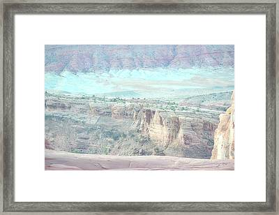 Arches No. 9-1 Framed Print