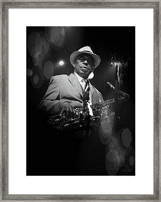 Archie Shepp,attica Blues Framed Print
