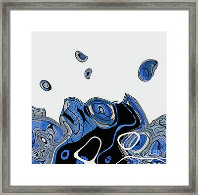Architec - 06c Framed Print by Variance Collections