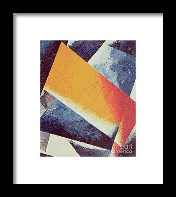 Architectonics Framed Prints