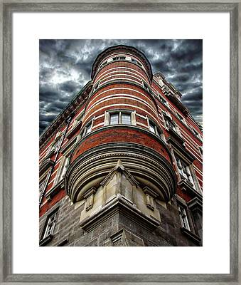Architectural Wonder Framed Print