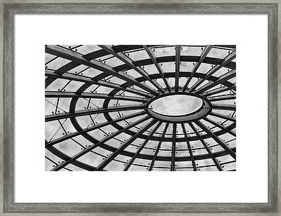 Architecture Bw 8x12 Framed Print