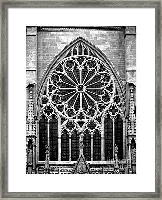 Architecture_06 Framed Print