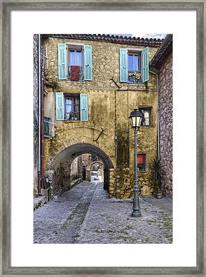 Archway 2 Framed Print by Al Hurley