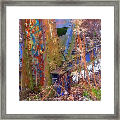 Arcola Tressel Framed Print