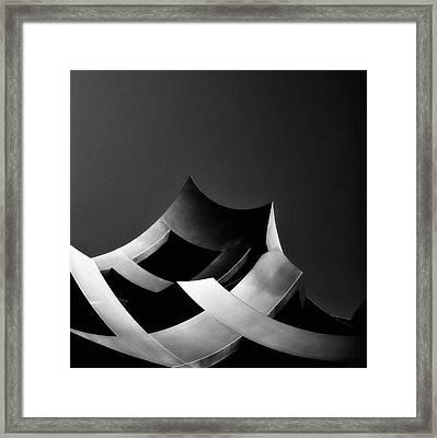 Arcology 3 Framed Print by Mihai Florea