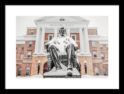 Lincoln City Framed Prints