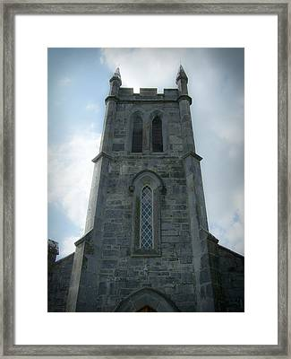 Ardcroney Church County Clare Ireland Framed Print by Teresa Mucha