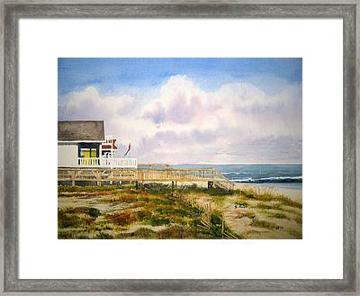 Are We There Yet Framed Print by Shirley Braithwaite Hunt