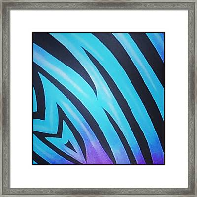 Are You Going To Tonight's Artist Framed Print