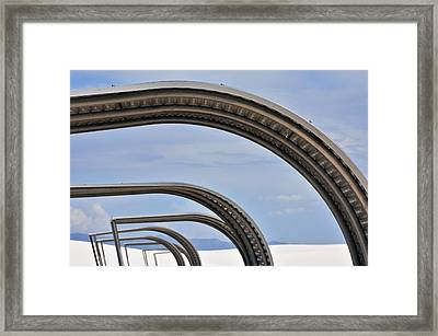 Area 13 Framed Print by Skip Hunt