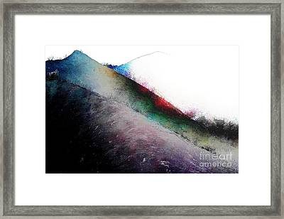 Area Of Confusion Framed Print by Jenny Revitz Soper