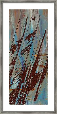 Framed Print featuring the digital art Ares by Ken Walker