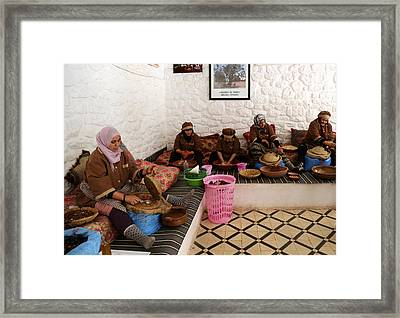Framed Print featuring the photograph Argan Oil 1 by Andrew Fare