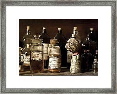 Argel Framed Print by Francesca Dalla benetta